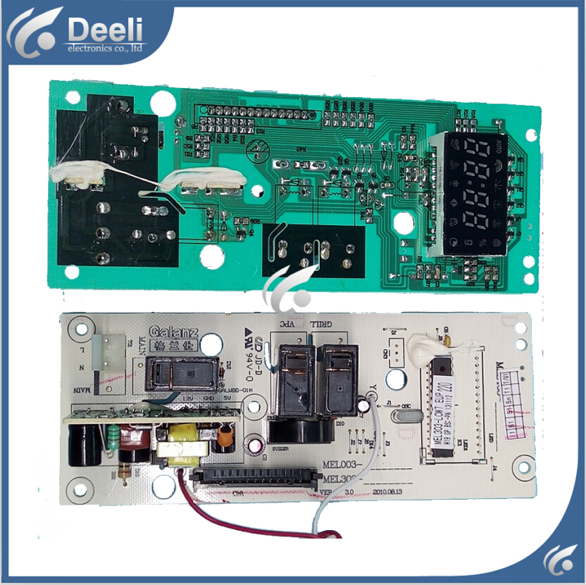 Free shipping 98% New original Microwave Oven computer board G80F23CN2L-G1 control board free delivery 323 car engine computer board ecu 5wk9037 7500255 specials are factory board computer
