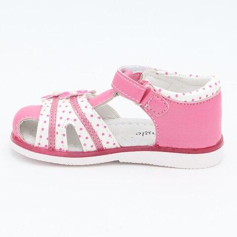 toe sapatos da menina do bebe sandalias