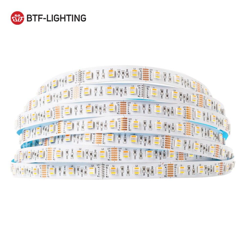 RGB CCT Strip 5in1 24W//m IP20 24V 5m