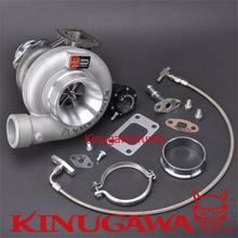 Kinugawa Turbocharger 4 T67-25G T3 V-Band Housing 8cm with internal wastegate 1.0 bar  10cm