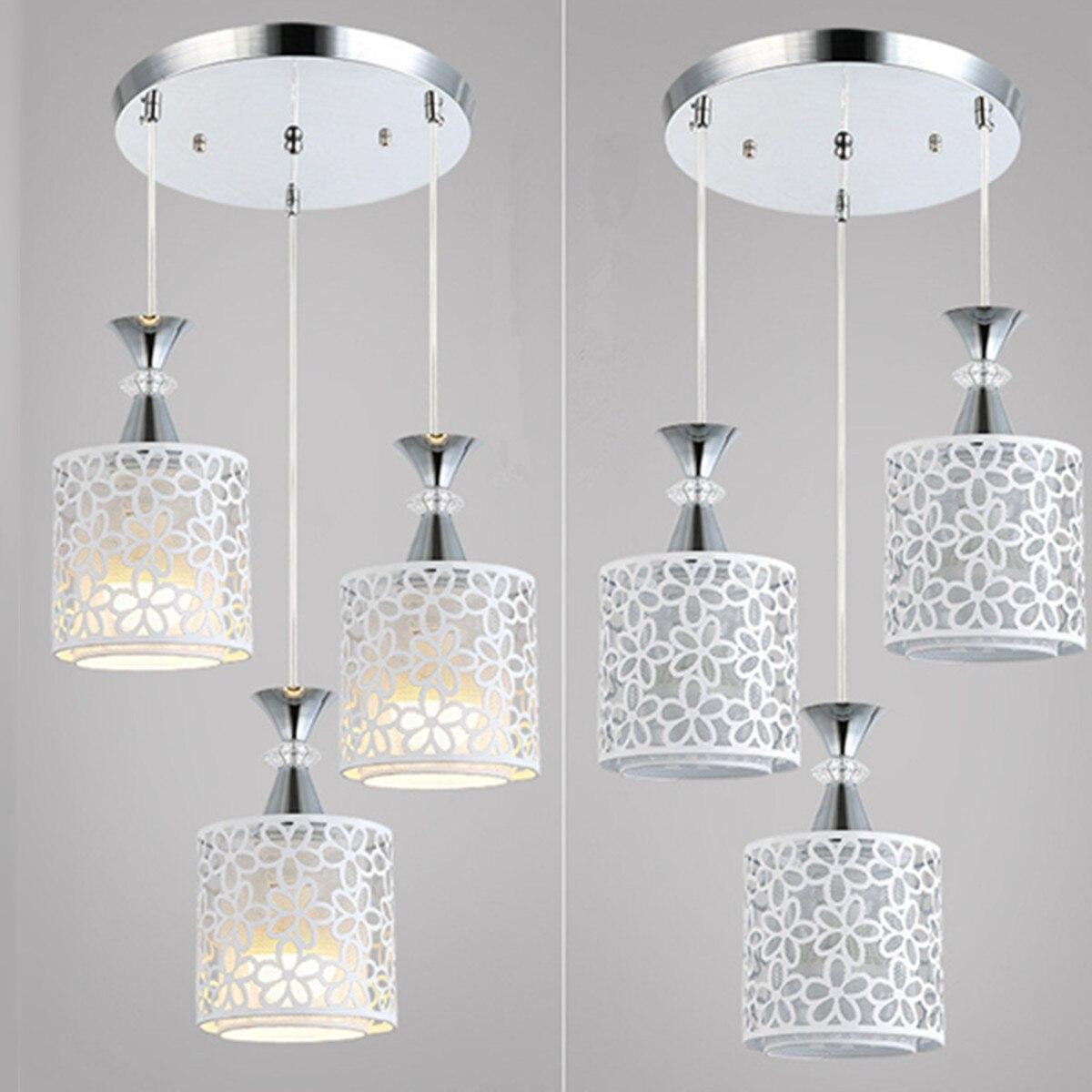 HTB1LINtbvfsK1RjSszgq6yXzpXav Crystal Ceiling Lamp | Crystal Ceiling Lights | Modern LED Lamps For Living Room Dining Room Glass Ceiling Lights Voltage 220V