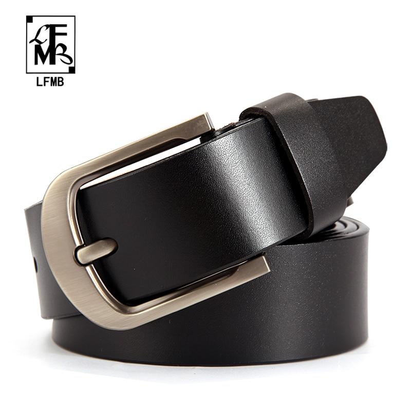 [LFMB]leather belt mens