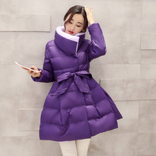 Women Winter Maternity Coat Thick Long Parka Warm font b Pregnancy b font font b Jackets
