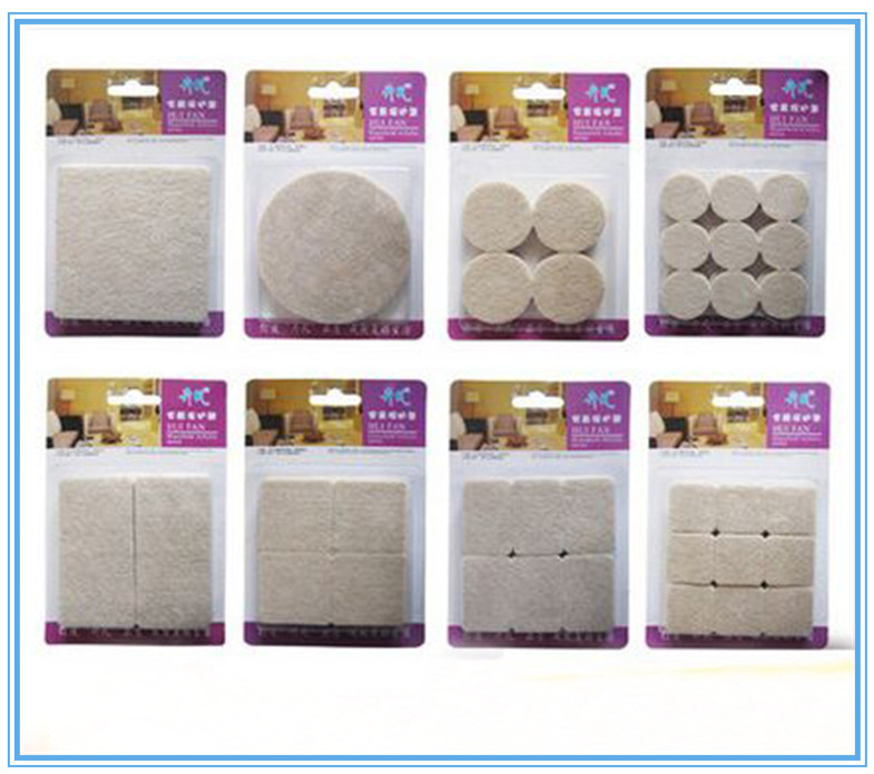 Furniture Non Slip Pads. 9 Types Furniture Leg Floor Pads Felt Protector  Cushion Phone Electric