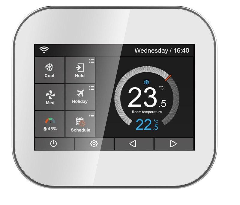WiFi-3 H/2C, Gas/Elettrico/Pompa di Calore/Combustibili fossili/Convenzionale