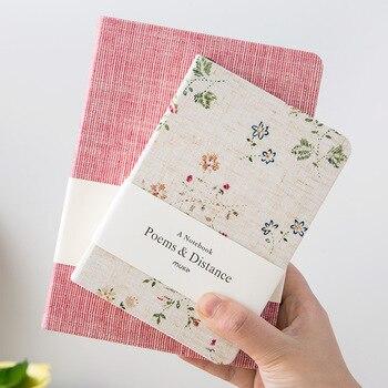 A5 Słodkie Notebooki i Journal Kawaii Szkolne Materiały Biurowe Notebook Planner Puste Sketchbook Pamiętnik 2019 Agenda Bullet Journal