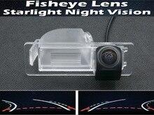 HD 1080P Trajectory Tracks Fisheye Lens Rear view Camera For Skoda Rapid Volkswagen new Santana 2013 2014 2015 Reverse