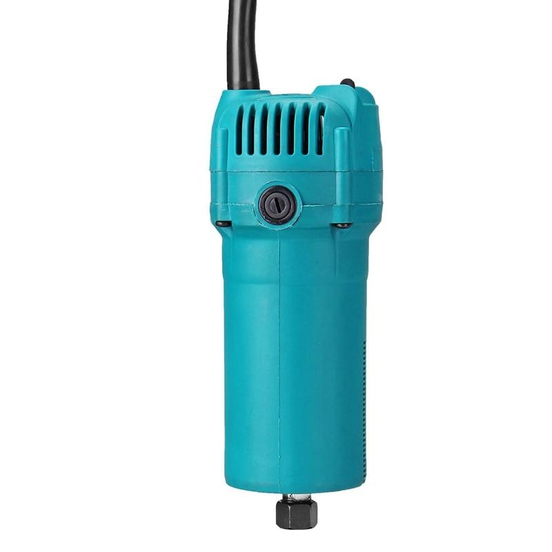 כלים יד Eu Plug, 220V 1200W 1/4 Carving אינץ מכונת אדג גוזם כלים Power 35000R / מינ חשמלי יד גוזם עץ למינציה נתב אד (3)