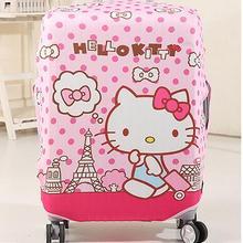 1 шт Мелодия Две звезды стежка чемодан Пыленепроницаемый Чехол багаж для путешествий галстук бандаж не включая сумку