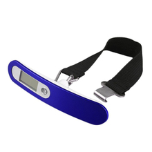 Electronic Luggage Balance Scale Handheld Portable Power Saving For Outdoor