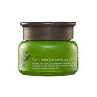Original Korea The Green Tea Seed Eye Cream 30ml Anti Wrinkle Remove Fine Lines Whitening Dark