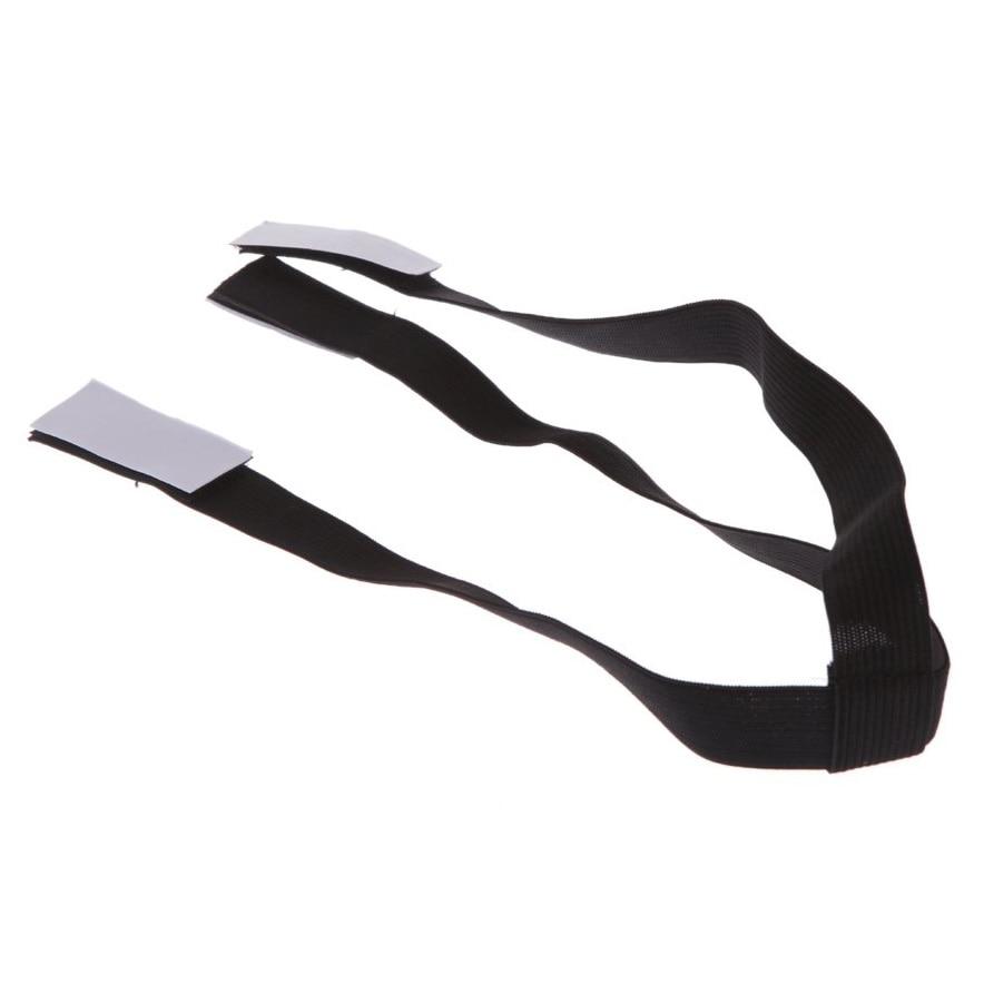 EDT-Portable 3D Glasses V2.0 3D VR Virtual Reality Video Glasses Detachable head strap belt