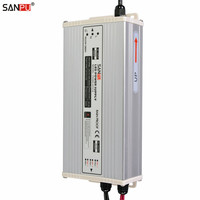 SANPU Transformer 220v 12v 350w 29a Rainproof IP63 Constant Voltage Single Output Switch Power Supply Driver for LED Strip Light