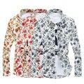 2016 Новый мужчины рубашка цветок рубашка с длинным рукавом camisa masculina мужчины весенняя мода тонкий повседневная рубашка печати одежда camisa социальные