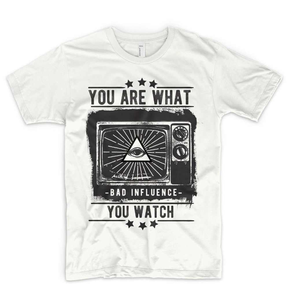 7bd98ba98d74 Illuminati T Shirt Mind Control Ufo Mason Eye Triangle Brand Summer Men  Cotton Clothing High Quality