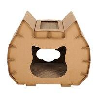 Cat scratcher claw corrugated cardboard cat litter cat claw board cat house