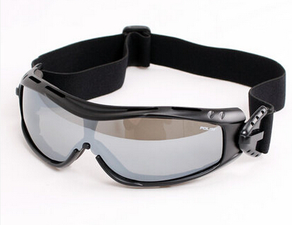 POLIS Outdoor Sports Ski Snowboard Skate Goggles UV Protection Motorcycle Snowmobile Goggle Children Kids Skiing Snow Eyewear
