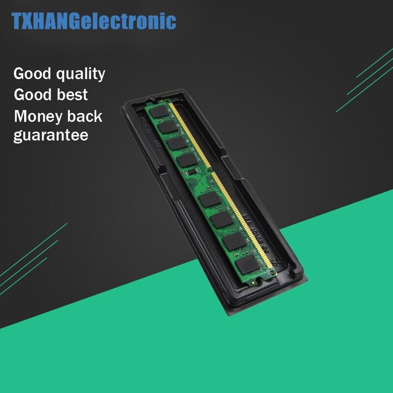 Nuovo 2 GB DDR2 PC2-6400 800 MHz Per Desktop PC DIMM di Memoria RAM 240 pin Per AMD Sistema di Alta CompatibileNuovo 2 GB DDR2 PC2-6400 800 MHz Per Desktop PC DIMM di Memoria RAM 240 pin Per AMD Sistema di Alta Compatibile