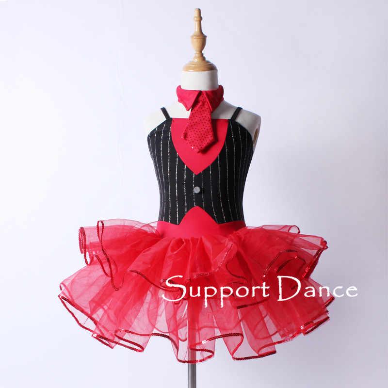 53bd4166970d Detail Feedback Questions about Black Red Ballet Tutu Dress Toddler ...