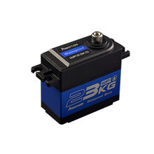 HIINST de HD WP-23KG impermeable 4,8-6,6 V par Digital Servo para RC 1/10 TRX4 APR15 P50(China)