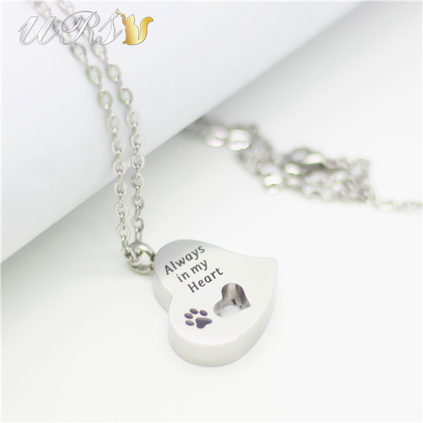 Keepsake Urns Necklaces – Always In My Heart