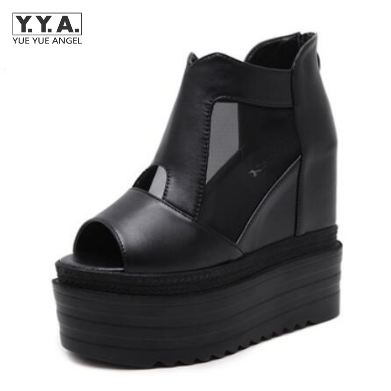 Popular Shoes Black Wedges-Buy Cheap Shoes Black Wedges lots from ...