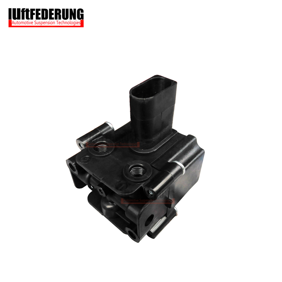 Luftfederung New Suspension Air Supply Solenoid Valve Block for BMW F07 GT F11 F01 F02 760i 535i 4722555610 dhl free shipping for bmw f07 gt f11 535i 550i gt xdrive rear air suspension spring bag