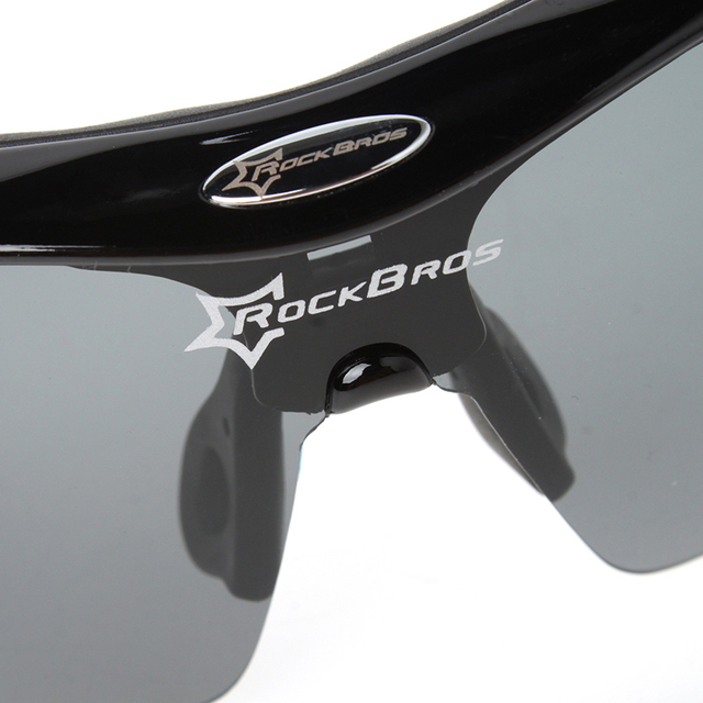 87b460f16b1 ROCKBROS Polarized Sports Men Sunglasses Road Cycling Glasses Mountain Bike  Bicycle Riding Protection Goggles Eyewear 5 Lens