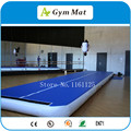 Free shipping 10x2m New product cheap high quality gym popular inflatable tumble track