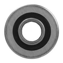 1pcs 8*22.5*14.5mm T22 U Shaped Flat Track Groove Pulley Bearing Sliding Roller Bearing Mount цена