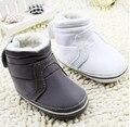 Moda inverno quente Super bebê botas neve infantil Shoes rosa Khaki antiderrapante manter aquecido calçados Baby First Walkers