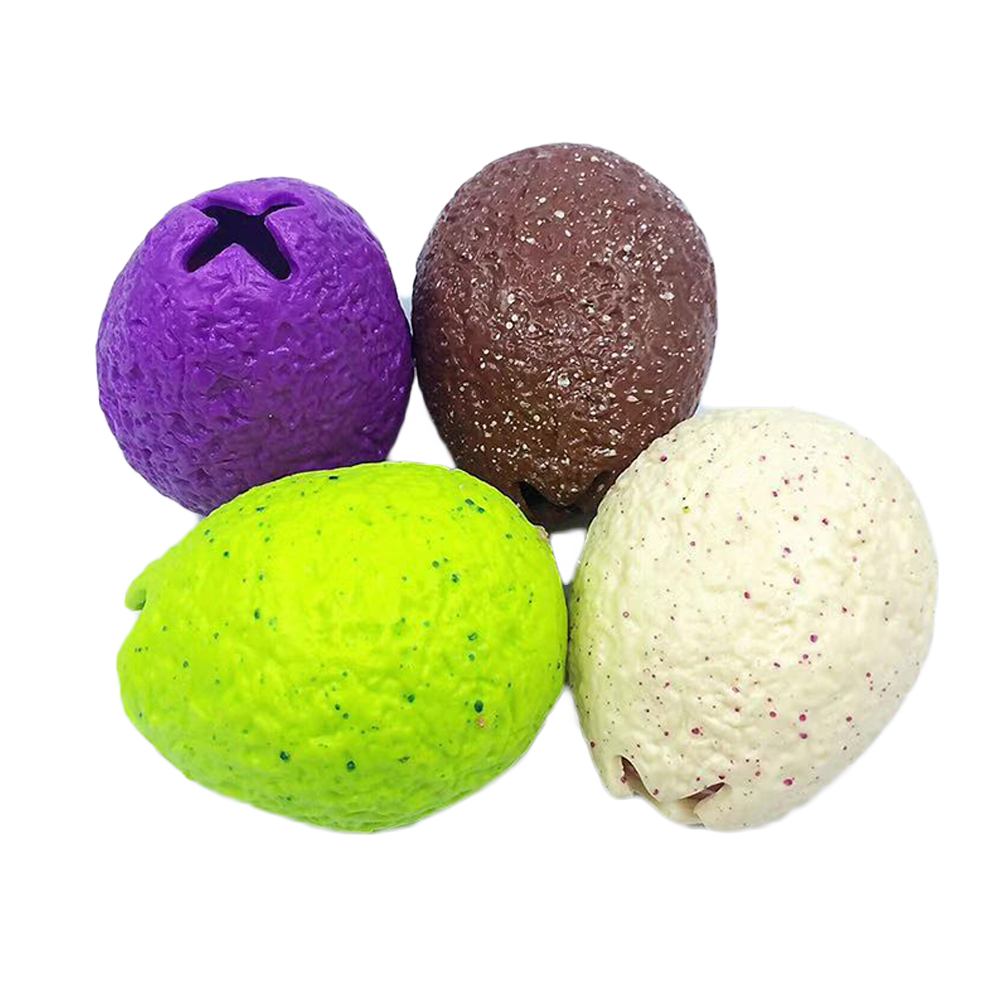 1 PCS Squeeze Toy Funny Dinosaur Egg Ball Squishy Vent Mesh Ball Decompression Children Toys Beads Extrusion Adult Toy