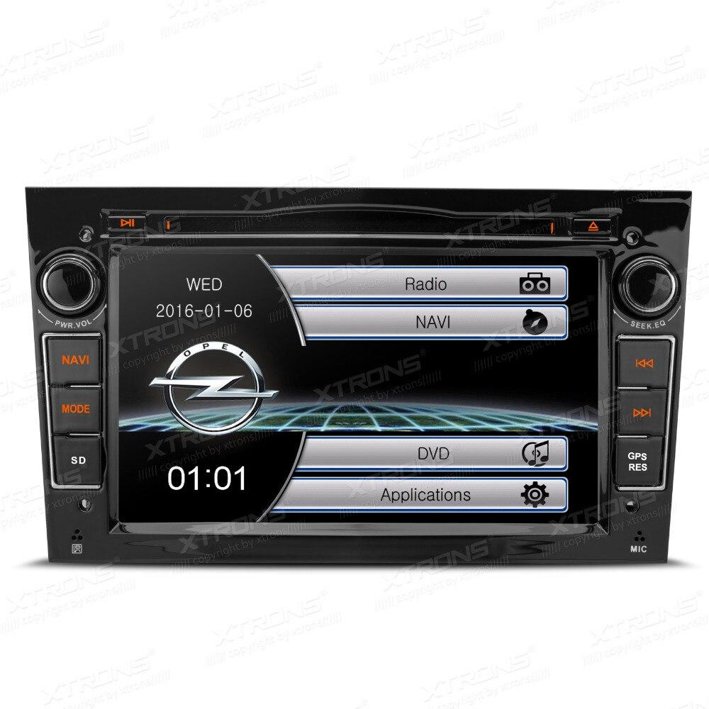 xtrons 7 inch 2 din autoradio radio dvd speler gps. Black Bedroom Furniture Sets. Home Design Ideas