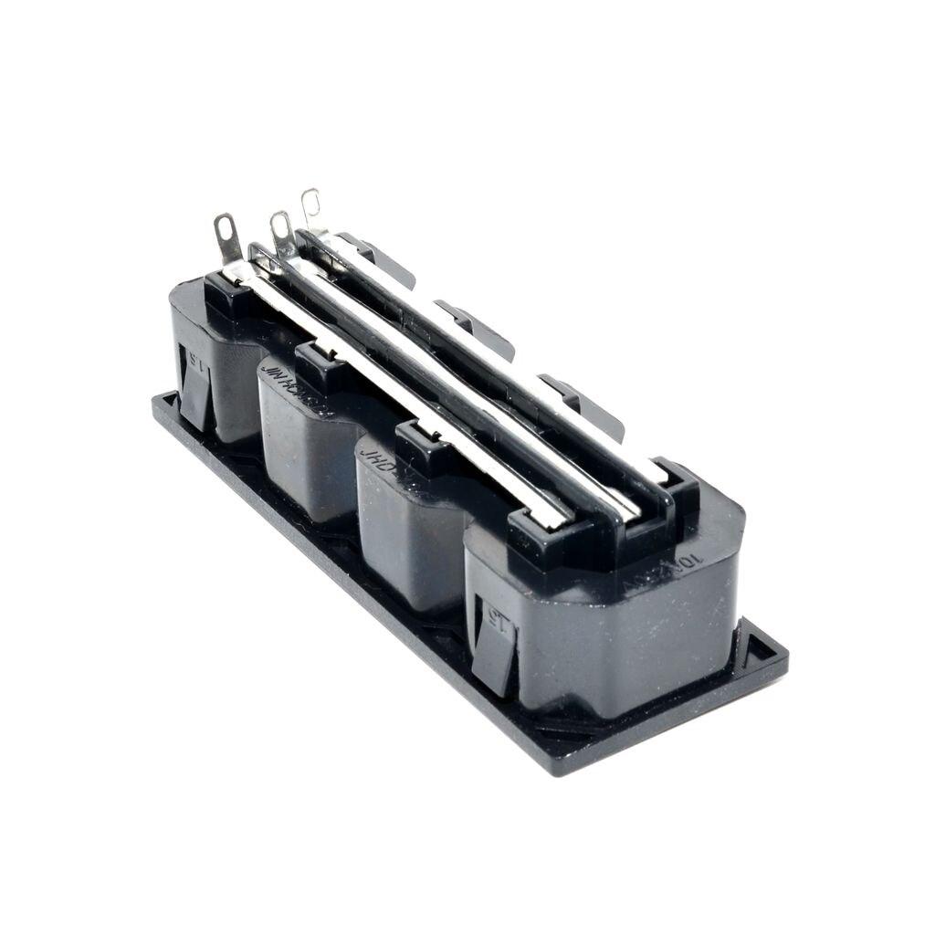 Nouvelle doublure sec case 2 Gang 45mm BRICOLAGE plug socket lumière