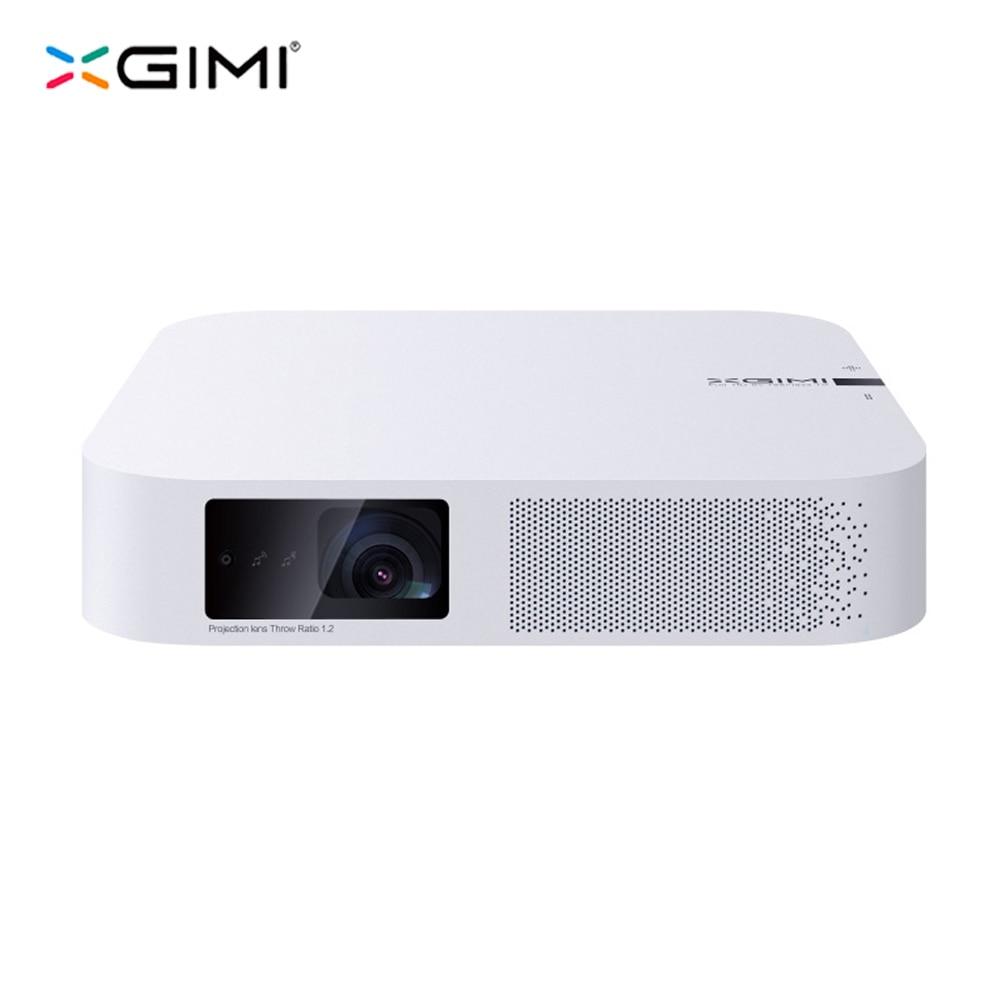XGIMI Z6 Polar смарт-проектор 1080P Full HD 700 Ansi люмен светодио дный DLP мини-проектор Android 6,0 Wifi Bluetooth Smart домашнего театра