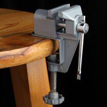 Миниатюрные настольные тиски, электрический сверлильный стент с зажимом-на ювелирный зажим, тиски, портативная скамья, тиски, профессиональный инструмент для бурения мини-орехов