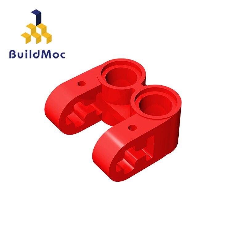 BuildMOC Compatible Assembles Particles 41678 For Building Blocks DIY LOGO Educational High-Tech Spare Toys