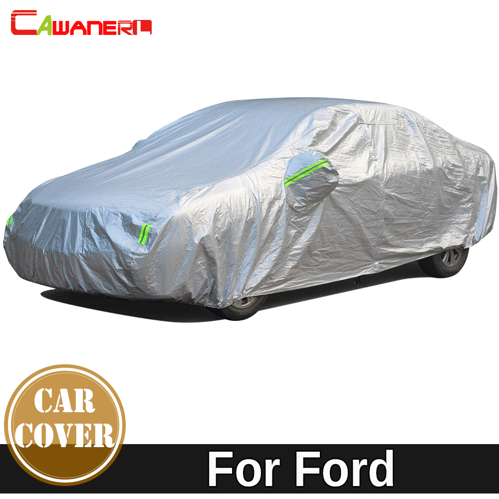 Ford Explorer 5 Layer Car Cover Fitted Outdoor Water Proof Rain Snow Sun Dust