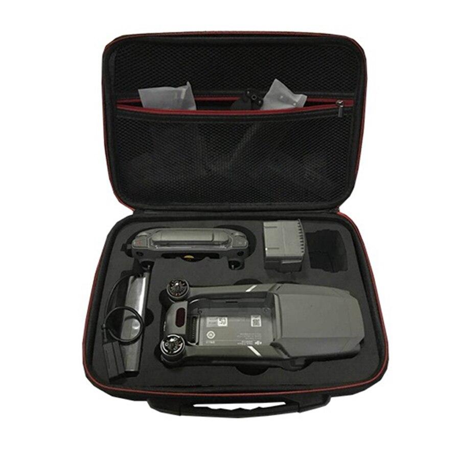 Handbag Shoulder Bag Carry Case For DJI Mavic 2 Pro/ Mavic2 Zoom Portable Storage Box (Optional Camouflage Nylon PU)