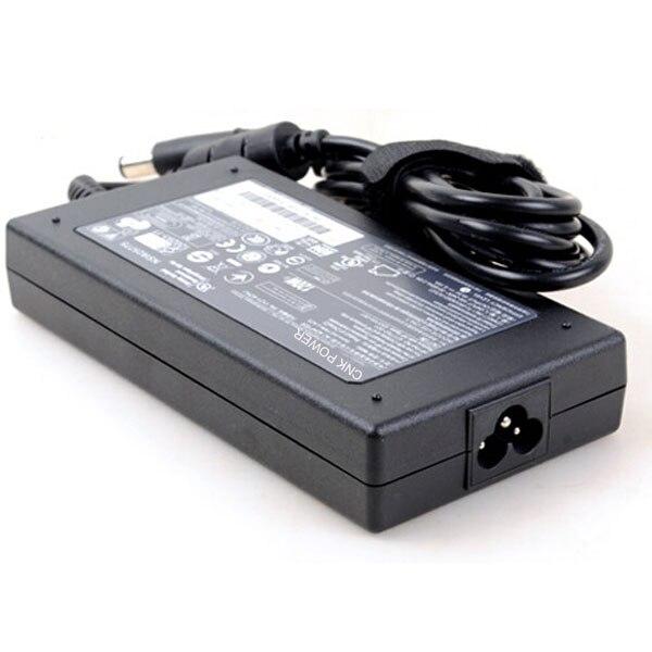 Mince Ordinateur Portable Chargeur Pour HP PA-1121-52HH HSTNN-CA25 Pour HP PAVILION DV6 Série Pour HP 19.5 V 6.15A 120 W 7.4*5.0mm