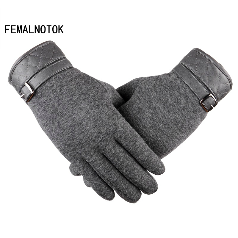 New arrival casual cashmere gloves high s
