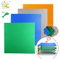 32 32 Sided Dots Small Blocks Base Plate Building Blocks DIY Baseplate Compatible Legoe Minecrafts City