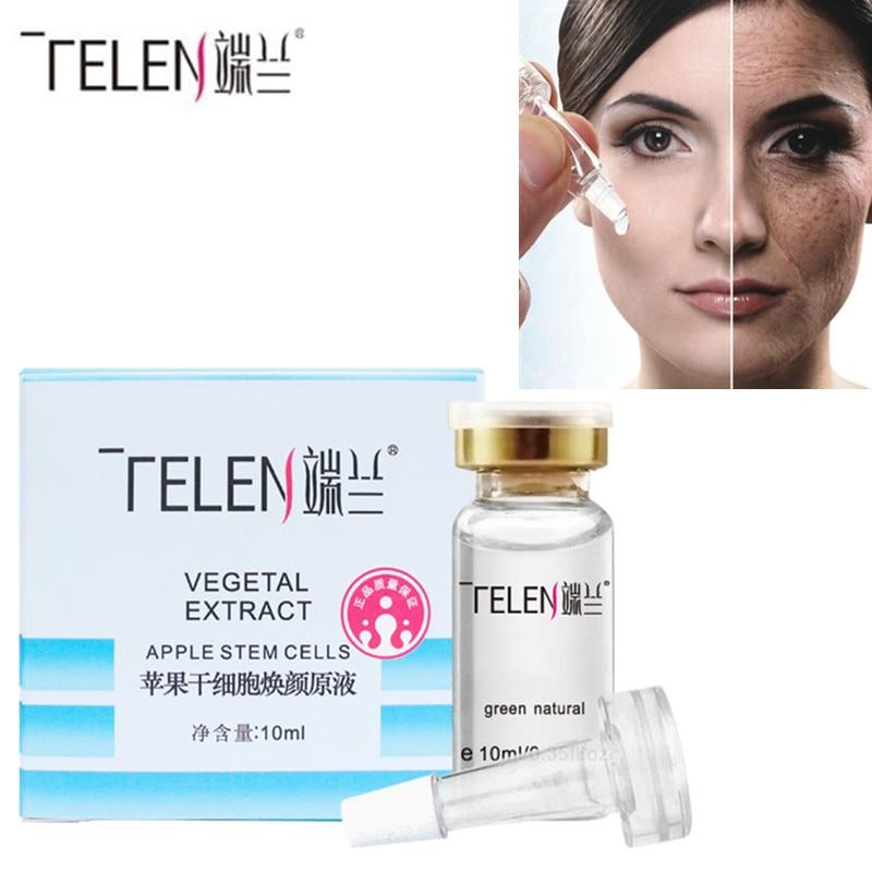 1PCS אפל בתאי גזע אנטי אייג 'ינג מיצוק נוזל פיגמנטציה טיפול בעור הסר פרציל טיפול פנים קרם לחות קרם