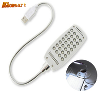 Portable Usb Led Light Lamp 28 LED Table Lamp Computer Laptop Eye Protection Light Book Reading