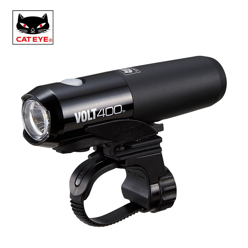 CATEYE Usb Rechargeable <font><b>Bike</b></font> <font><b>Light</b></font> Front Handlebar <font><b>Cycling</b></font> <font><b>Lamp</b></font> <font><b>Light</b></font> Waterproof Flashlight <font><b>Torch</b></font> <font><b>Headlight</b></font> <font><b>Bicycle</b></font> Accessories image