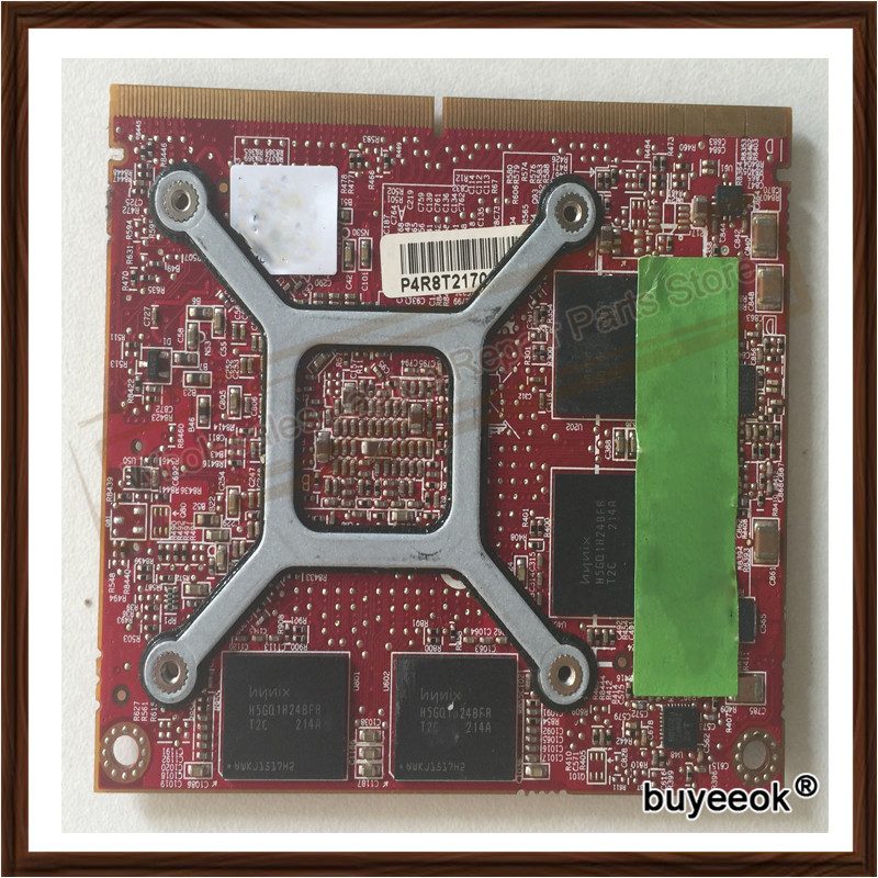 Original New M5950 216-0810001 Graphic Card For DELL M4600 M47000 Display Video Card GPU Replacement Tested Working original used gtx 260m gtx260m 1g g92 751 b1 graphic card for dell m15x m17x display video card gpu replacement tested working