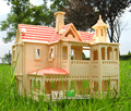 3D rompecabezas para adultos y niños mayores de construcción construcción ensamblar juguetes de madera para niños aprendizaje y juguetes educativos