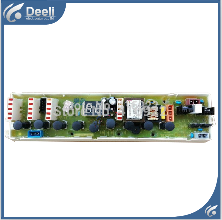 95% new Original good working for washing machine Backactor b601cg computer board the w10168502 on sale 95% new original good working for sanyo washing machine computer board xqg75 f1129w motherboard 1set