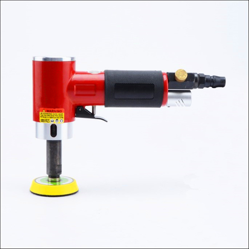 2 inch 90 degree small pneumatic polisher straight centricity grinding machine air sanding tool super longer straight model free shipping reciprocating type pneumatic sanding tool air polishing machine wind grinding tool sander machine 3mm move track