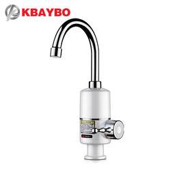 3000 w tankless torneira aquecedor de água instantâneo elétrico aquecedor de água da cozinha torneira elétrica instantânea quente 3 segundos aquecimento
